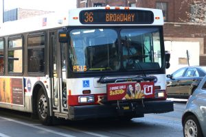 CTA 36 Bus