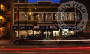 Night View Storefront