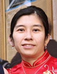 Kelly Cheng portrait