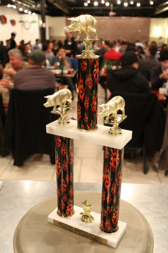 Windy City BBQ Classic Award