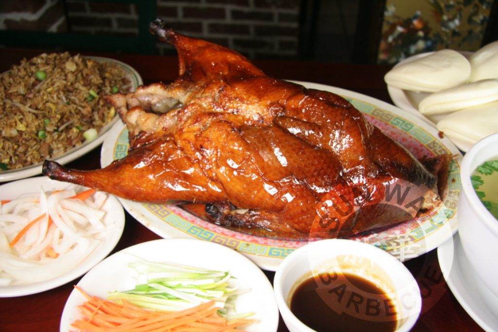 Complete Beijing Duck Dinner