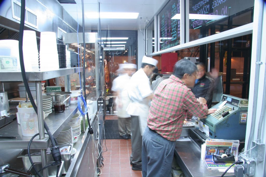 Carry-Out Counter