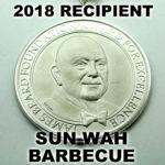 Sun Wah BBQ James Beard Award