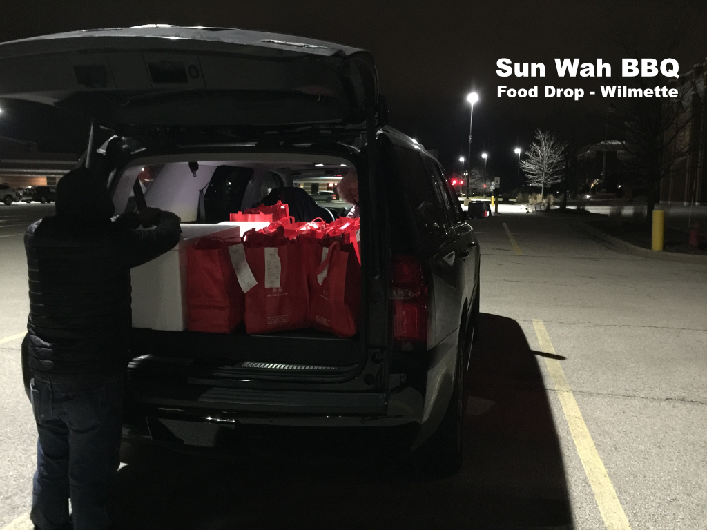 Food Drop in Wilmette